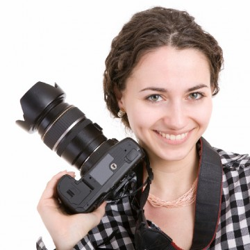 Веселый фотограф